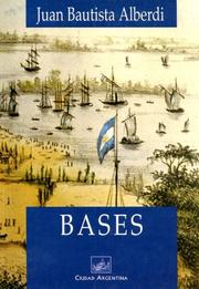 Cover of: Bases