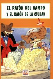 Cover of: El Raton el Campo y el Raton de la Ciudad by Brillante