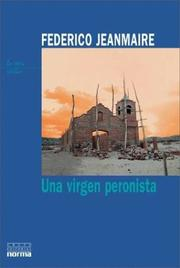 Cover of: Una Virgen Peronista