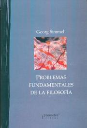 Cover of: Problemas Fundamentales de La Filosofia