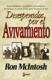 Cover of: Desesperados por el Avivamiento (The Quest for Revival)