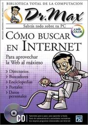 Cover of: Como Buscar En Internet by Dario Wainer