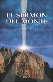 Cover of: El Sermón del Monte