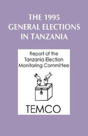 The 1995 General Elections in Tanzania by