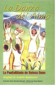 Cover of: La Danza del Alma