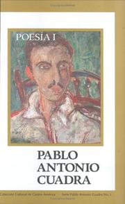 Cover of: Poesia I