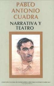 Cover of: Narrativa y Teatro
