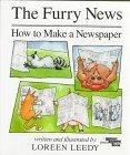 Cover of: The furry news | Loreen Leedy