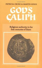 Cover of: God's caliph | Patricia Crone