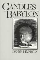 Cover of: Candles in Babylon