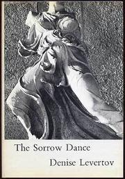 Cover of: Sorrow Dance, The