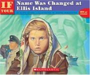 Cover of: If Your Name Was Changed at Ellis Island