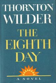 Cover of: The Eighth Day