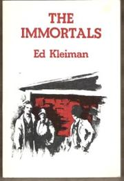 Cover of: The immortals
