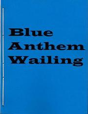 Cover of: Blue anthem wailing | Allen Frost