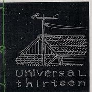 Cover of: Universal thirteen | Allen Frost