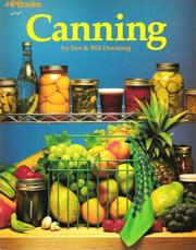 Cover of: Canning | William Deeming