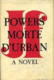 Cover of: Morte d'Urban
