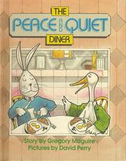 Cover of: The Peace and Quiet Diner