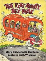 Cover of: The very bumpy bus ride