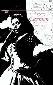 Cover of: Georges Bizet, Carmen