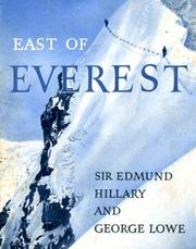 Cover of: East of Everest
