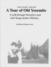 Cover of: A Tour of Old Yosemite
