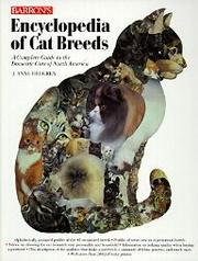 Cover of: Barron's Encyclopedia of Cat Breeds, 2nd Edition