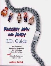Cover of: Raggedy Ann and Andy I.D. guide