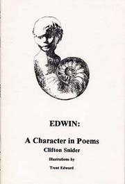 Cover of: Edwin | Clifton Snider