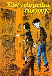Cover of: Encyclopedia Brown, Boy Detective