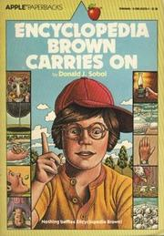 Cover of: Encyclopedia Brown Carries On