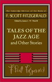 Cover of: Tales of the Jazz Age | F. Scott Fitzgerald