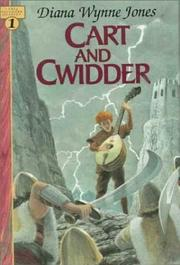Cover of: Cart and cwidder | Diana Wynne Jones