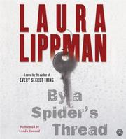 Cover of: By a Spider's Thread CD (Lippman, Laura)
