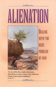 Cover of: Alienation
