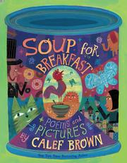 Cover of: Soup for breakfast
