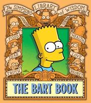Cover of: The Bart Book: The Simpsons Library of Wisdom