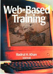 Cover of: Web-based training |