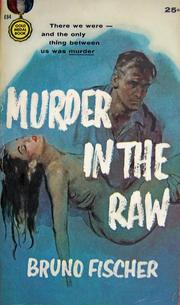 Cover of: Murder in the Raw