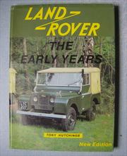 Cover of: Land-rover