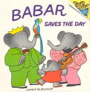 Cover of: Babar Saves the Day