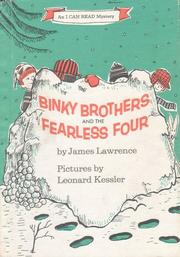 Cover of: Binky Brothers and the Fearless Four