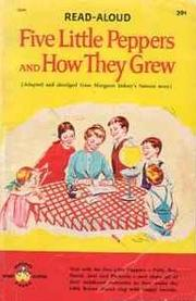 Cover of: Five Little Peppers and How They Grew | Margaret Sidney