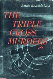 Cover of: The Triple Cross Murders