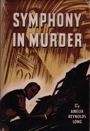 Cover of: Symphony in Murder