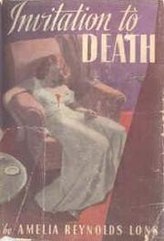 Cover of: Invitation to Death