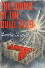 Cover of: The Corpse at the Quill Club