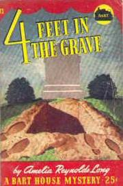 Cover of: Four Feet in the Grave