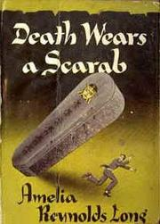 Cover of: Death Wears a Scarab
